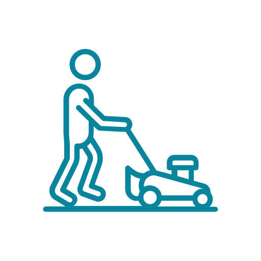lawnmowing icon
